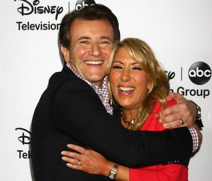 Lori Greiner and husband Daniel