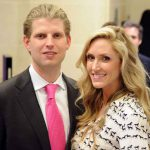 Eric Trump and Lara Yunaska photos