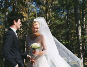 Joshua Kushner on his wedding with wife, Karlie Kloss