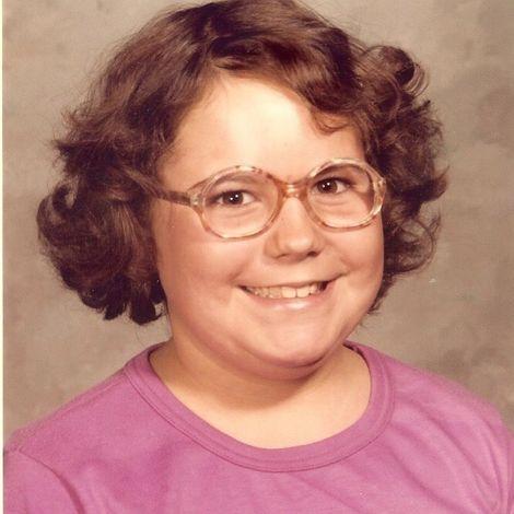 Kirsten Vangsness in her early life