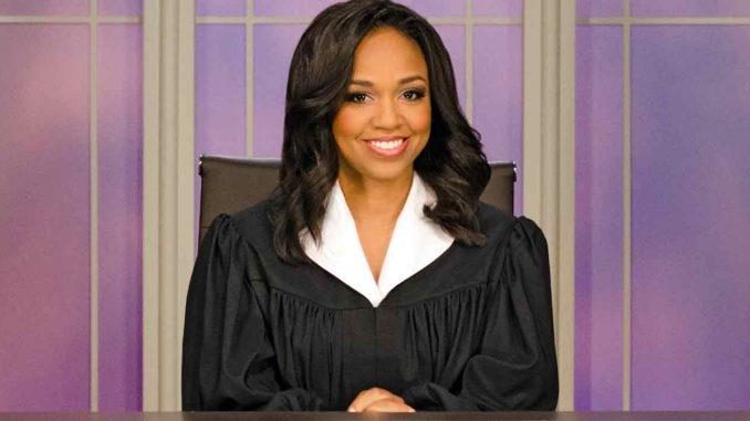 Judge Faith Jenkins Family