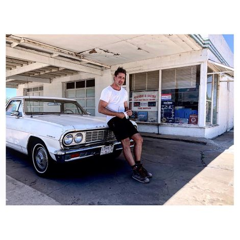 Victor Webster flaunting his Lavish lifestyle