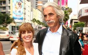 who is sam elliott married to