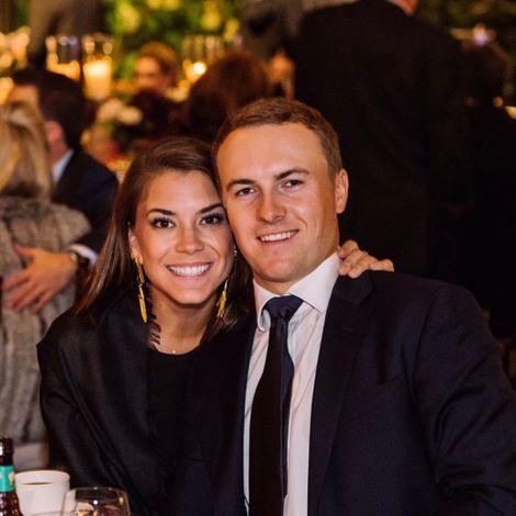 Annie Verret and her husband, Jordan
