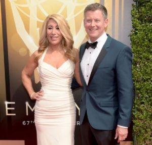 Dan Greiner with his wife, Lori Greiner
