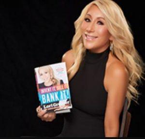 Lori authored and published a book on entrepreneurship