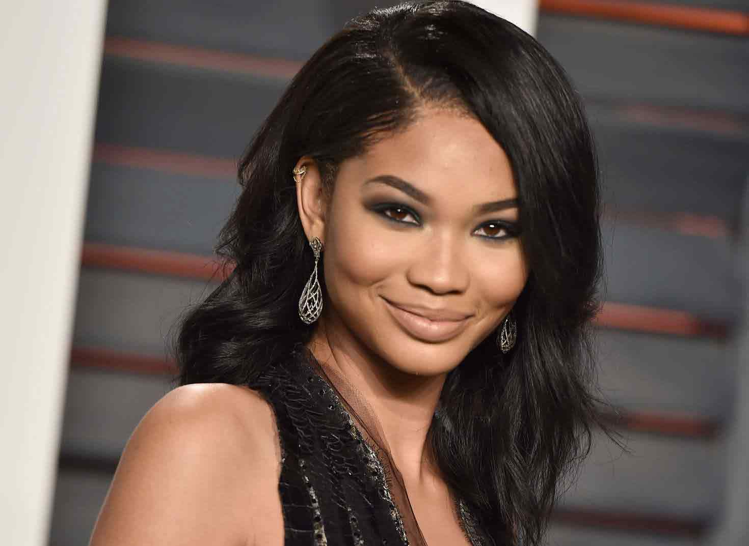 Chanel Iman Nude Photos 67