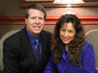 Jim Bob and Michelle Duggar