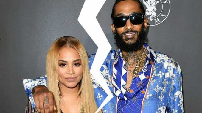 What Is Really Moving On Within Lauren London And Nipsey border=