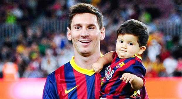 Consider, Lionel messi son