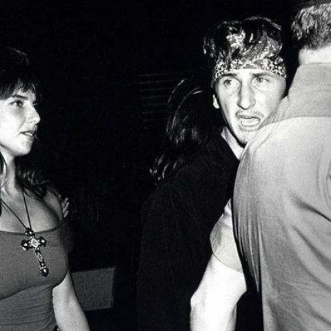 Relationship with Sean Penn