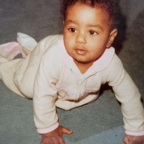 Amin Elhassan's Childhood Picture