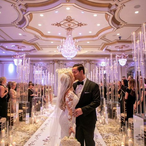 Lauren Pesce and Mike Sorrentino exchanged their wedding vows in 2019.