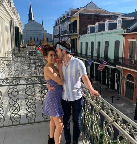 Ryan Bergara and Marielle Scott