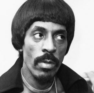 The photo of Linda's father, Ike Turner