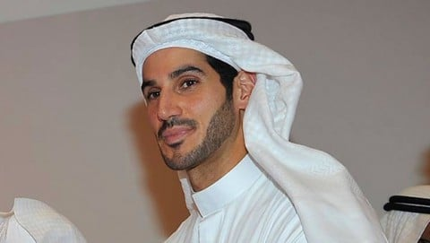 The picture of Hassan Jameel