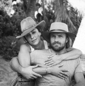 Jessica with her boyfriend, Matt Montee