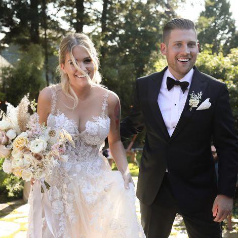 Samantha Ravndahl and Matt's wedding photos