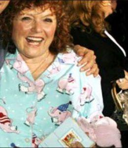 Stanley's wife, Judy Sandler