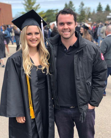 Parker Nirenstein recently graduated