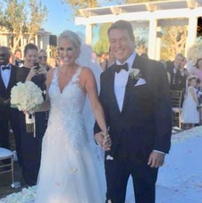 Kathleen's sister-in-law, Tricia married to Billy