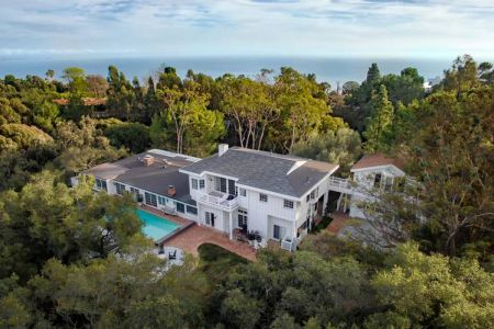 Shally Field Malibu Home