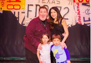 Lahna Turner And Her Children