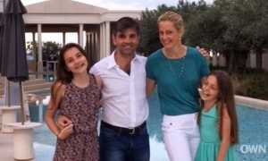 george stephanopoulos, Alexandra Wentworth and children