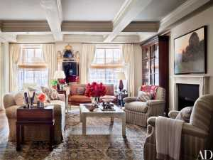 Ali Wentworth and George Stephanopoulos's Home in New York - Architectural Digest