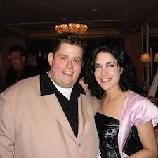 Lahna Turner is married to husband ,Ralphie May