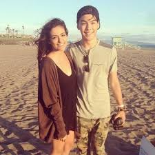 Ryan Potter and Bethany Mota
