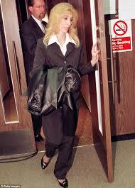 The Image of Eminem's mother, Deborah