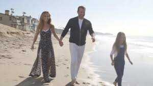 Shane with his partner, Giada and daughter, Jade