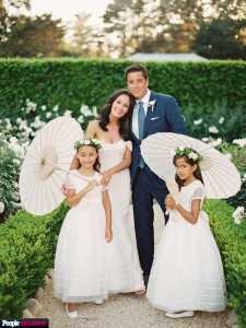 Liz Cho and Josh Elliott's married life