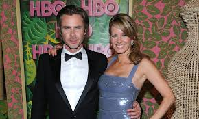 Sam Trammell and His Girlfriend