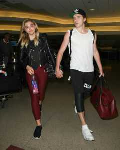 Chloe Moretz celebrates five years of knowing Brooklyn Beckham with throwback photo
