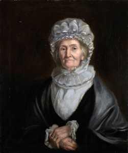 Portrayal of James Cook's Wife, Elizabeth Cook
