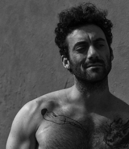 Morgan Spector's Tattoo