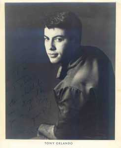 Tony Orlando Celebrities Then And Now