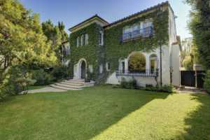 SELLERS: Patricia Arquette and Thomas Jane LOCATION: Los Angeles, CA PRICE: $2,775,000. SIZE: 6,082 square feet, 4 bedrooms, 5 bathrooms