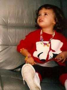 Torrey DeVitto Childhood