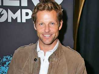Jamie Bamber Height, Net Worth, Age, Weight & Wife