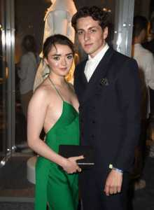Maisie Williams' Boyfriend Ollie Jackson; Know interesting facts about their Relationship
