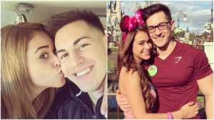 Yanet Garcia with Doug Censor Martin