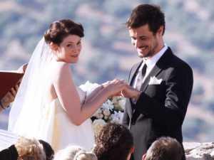 Stefano Catelli and his wife Gemma Arterton