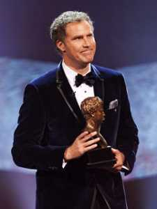 Will Ferrell accepts Mark Twain Prize