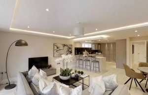 Mark Wright's House features a bespoke kitchen diner