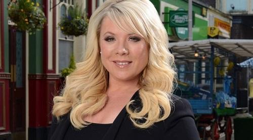 Photo of an actress Letitia Dean