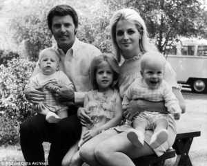 Kristin Nelson's children