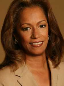 Former WDIV-TV anchor and style icon Carmen Harlan